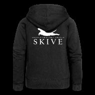 Sweatshirts ~ Dame Premium hættejakke ~ Dame hættetrøje
