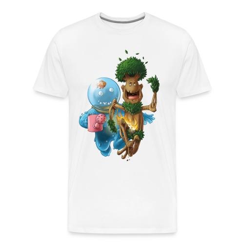 Y a pas le feu ! - T-shirt Premium Homme