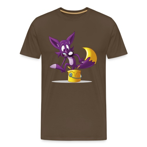 Sam Violet - T-shirt Premium Homme