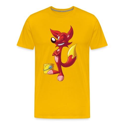 Sam Rouge - T-shirt Premium Homme