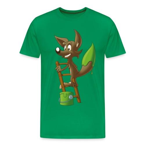 Sam Marron - T-shirt Premium Homme