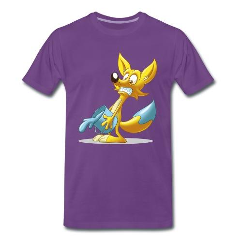 Sam Jaune - T-shirt Premium Homme