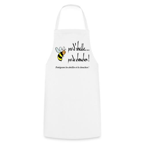 Pas d'abeille Pas de chouchen - Tablier de cuisine