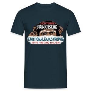 TShirt - Primat Emo - Männer T-Shirt