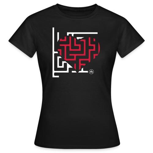 labirinto in amore - Maglietta da donna