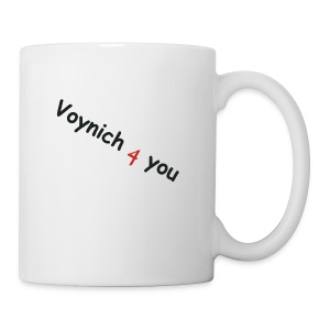 Voynich4you - Tasse