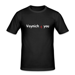 Voynich4you - Männer Slim Fit T-Shirt