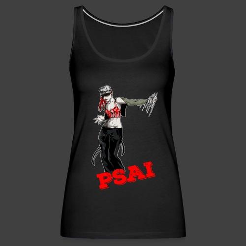 Psai T-Shirt TankTop - Frauen Premium Tank Top