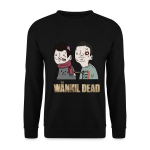 Sweatshirt The Wankil Dead - Sweat-shirt Homme