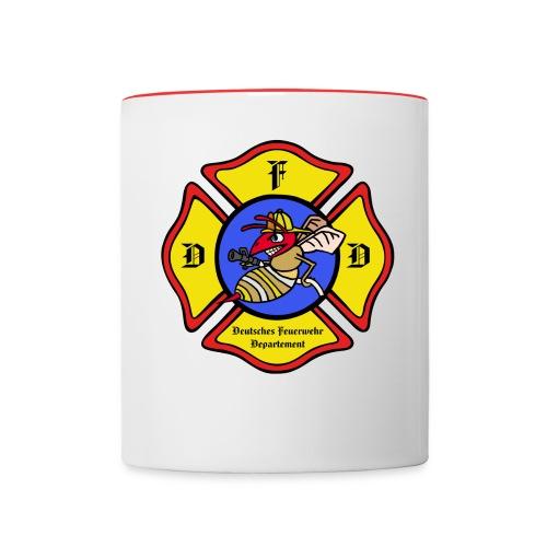 Fire Cup - Tasse zweifarbig