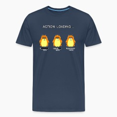 Action Loading... Action-Shirt