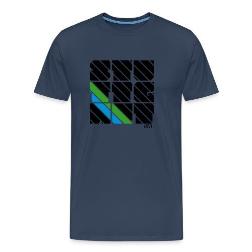 0711 STU-TTG-ART - Männer Premium T-Shirt