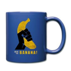 Tasse goût banane - Tasse en couleur