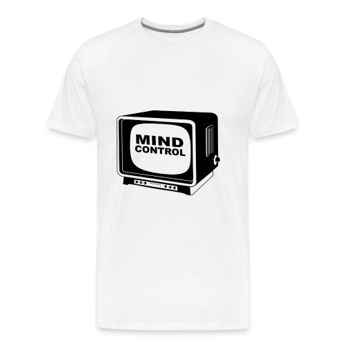 mind control - Maglietta Premium da uomo