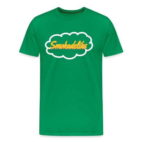 Smokadeliks I - Männer Premium T-Shirt