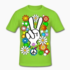 Flower Power & Peace (stor)