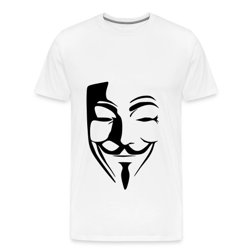 anonymous - T-shirt Premium Homme