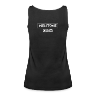 Tops ~ Frauen Premium Tank Top ~ NewTone Crew Frauen Tank Top