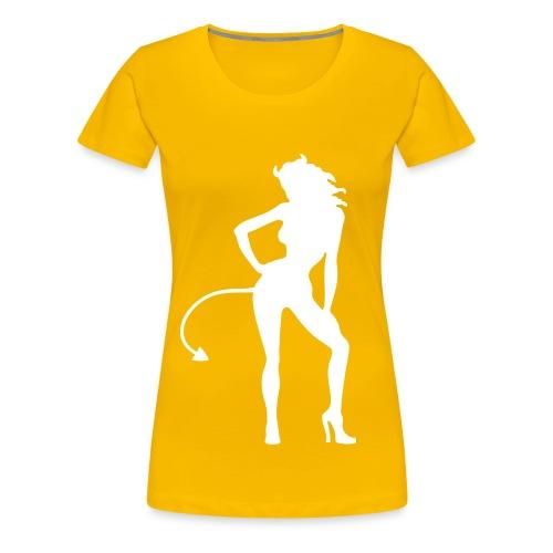 Murder City - T-shirt Premium Femme