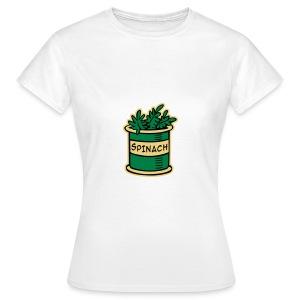 spinazie - Vrouwen T-shirt