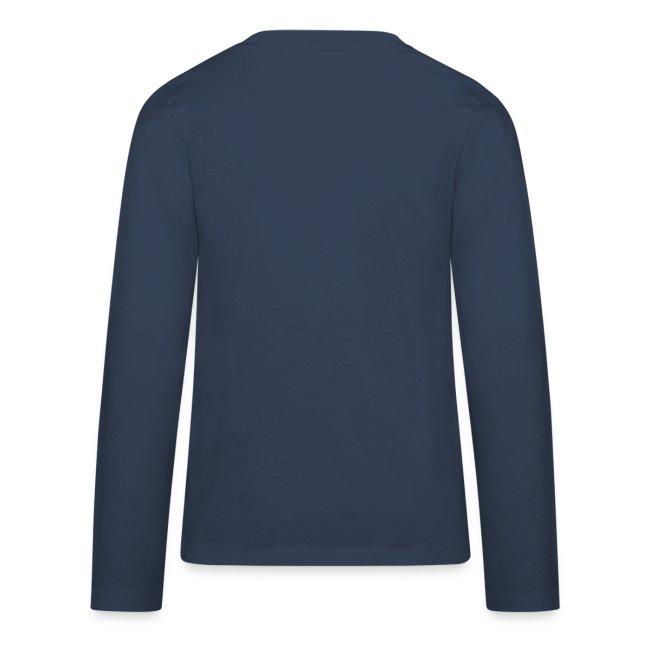 Langarm-Shirt Seenotrapper, Teenager