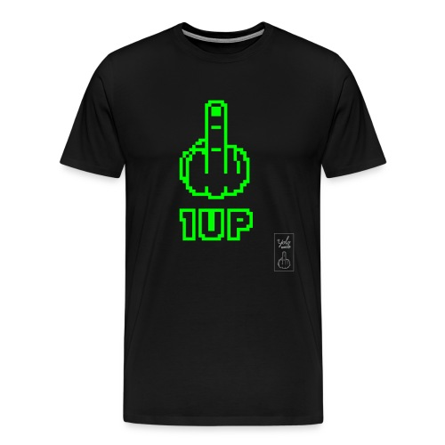1up - T-shirt Premium Homme