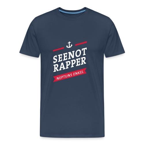 T-Shirt Seenotrapper, männlich - Männer Premium T-Shirt