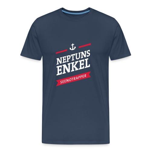 T-Shirt Neptuns Enkel, männlich - Männer Premium T-Shirt