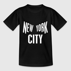 New York City Shirts - Kids' T-Shirt