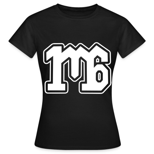 Manijak Tshirt für Frauen - Frauen T-Shirt