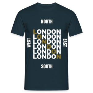 London Tee - Men's T-Shirt