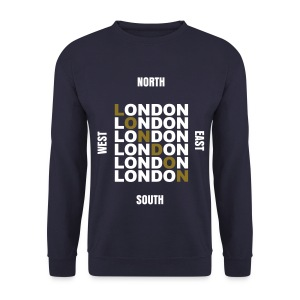 London Sweatshirt - Men's Sweatshirt