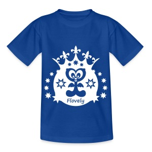 Flovely Krone - Kinder T-Shirt