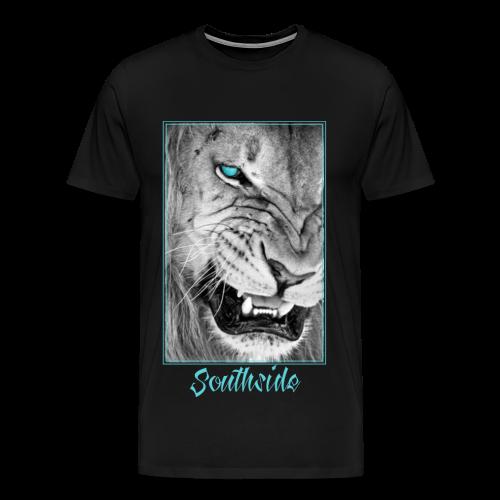Southside Lion  - Männer Premium T-Shirt