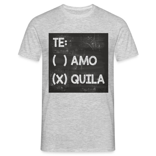 Teamo vs. Tequila - Männer T-Shirt