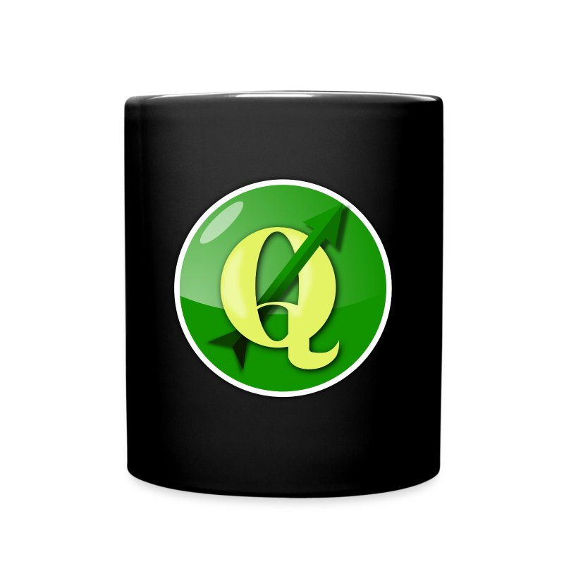 Mug with QGIS logo - Full Colour Mug