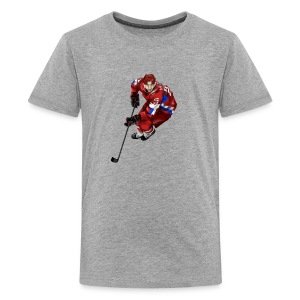 Eishockey T-Shirts - Teenager Premium T-Shirt