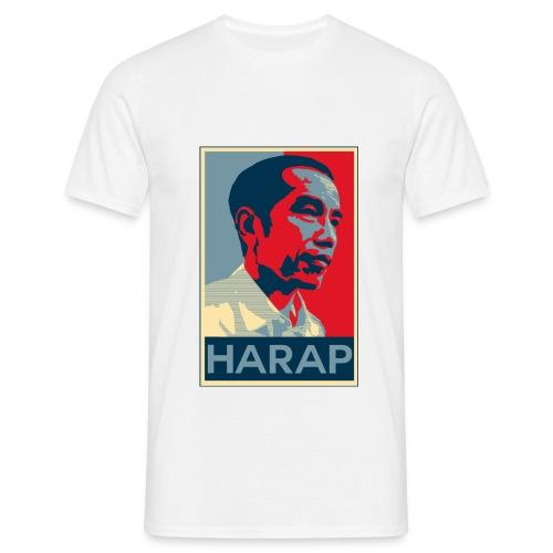 IBL - President Widodo - Mannen T-shirt