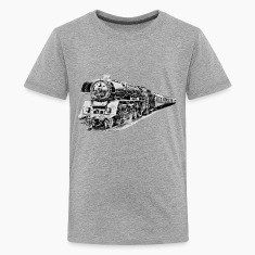 steam locomotive Shirts
