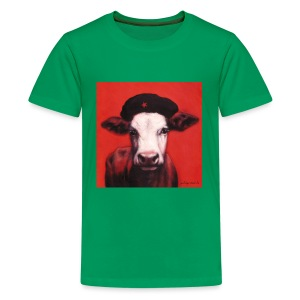 Kuhrilla for Kids - Teenager Premium T-Shirt