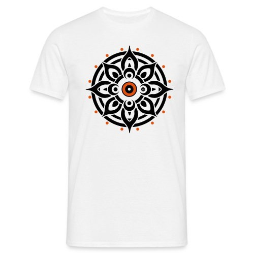 mandala_01 - Maglietta da uomo