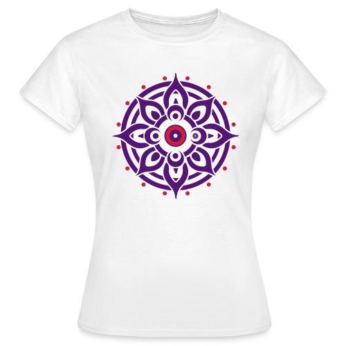 mandala_01 - Maglietta da donna