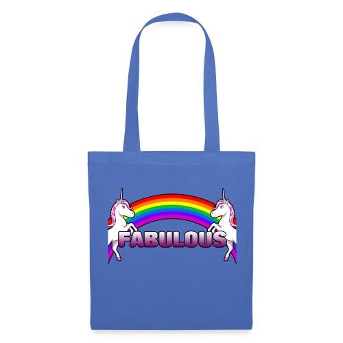 Fabulous Unicorn Tote Bag - Tote Bag