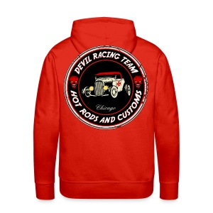 Devil racing team 01 - Men's Premium Hoodie