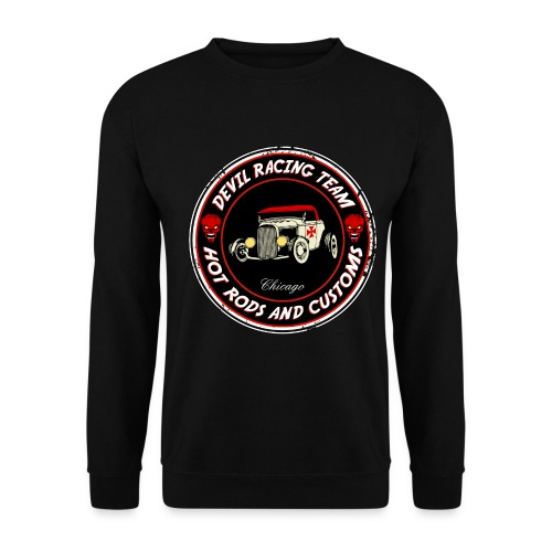 Devil racing team 01 - Men's Sweatshirt