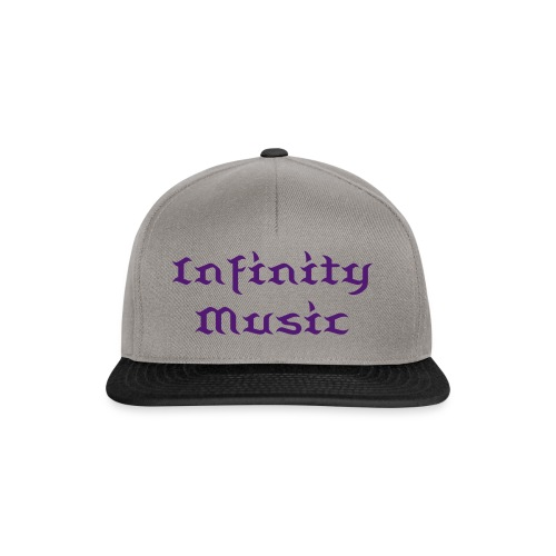 InfinityMusic Fashion 3 - Casquette snapback