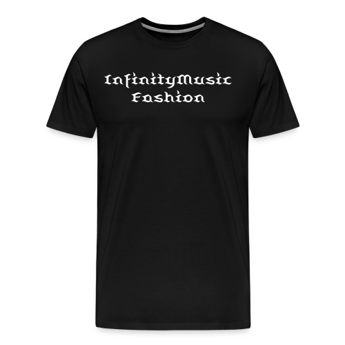InfinityMusic Fashion 1 - T-shirt Premium Homme