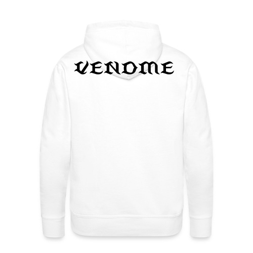 Venom Origine Official 2  - Sweat-shirt à capuche Premium pour hommes