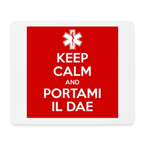 mousepad star of life - Tappetino per mouse (orizzontale)