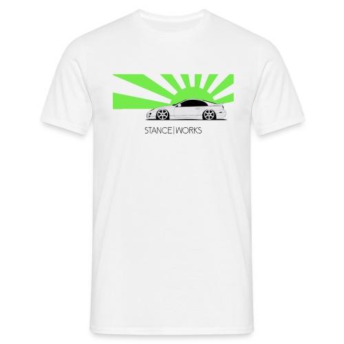 SW - Nissan 300zx - Männer T-Shirt